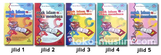 Anak Islam Suka Membaca