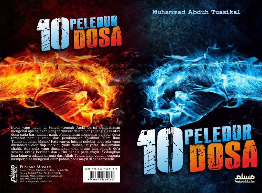 Buku Saku 10 Pelebur Dosa Cover