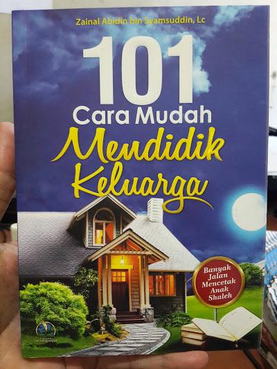 Buku 101 Cara Mudah Mendidik Keluarga Cover