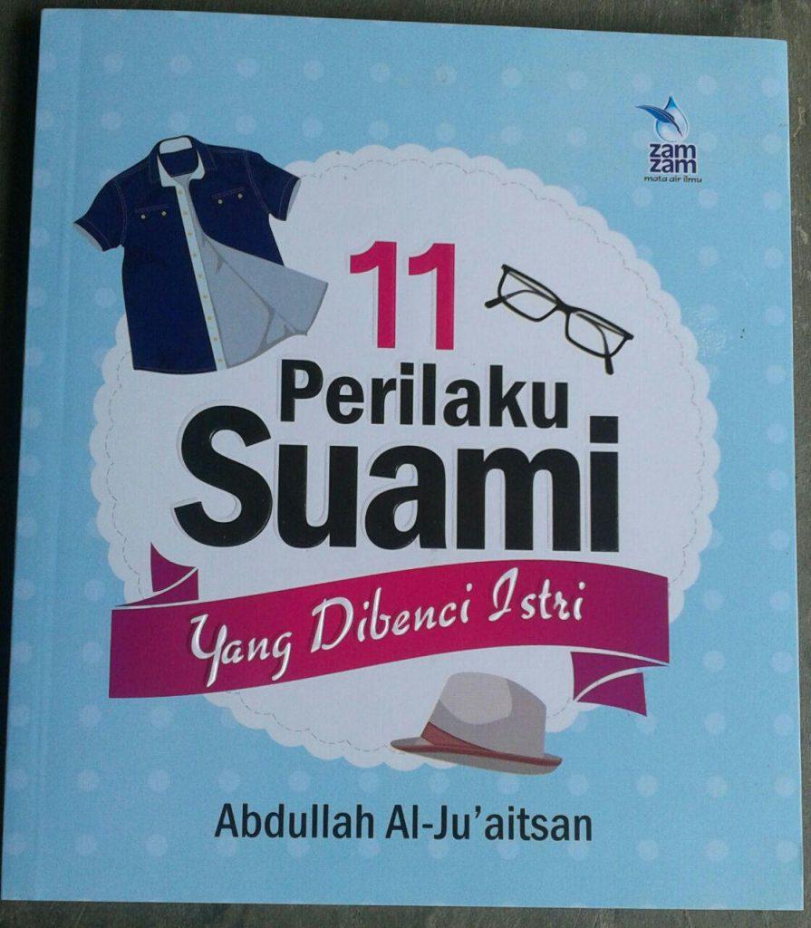 Buku 11 Perilaku Suami Yang Dibenci Istri cover 2