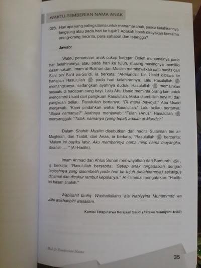 Buku 150 Tanya Jawab Seputar Anak Muslim Isi