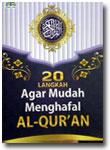 20 langkah agar mudah menghafal al-Qur'an saku