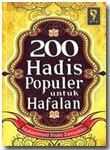 Buku 200 Hadis Populer Untuk Hafalan