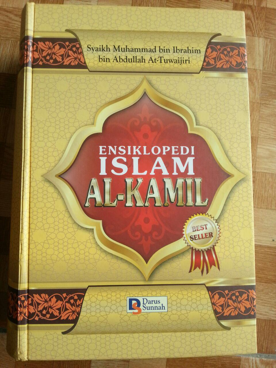 Buku Ensiklopedi Islam Al-Kamil cover 2