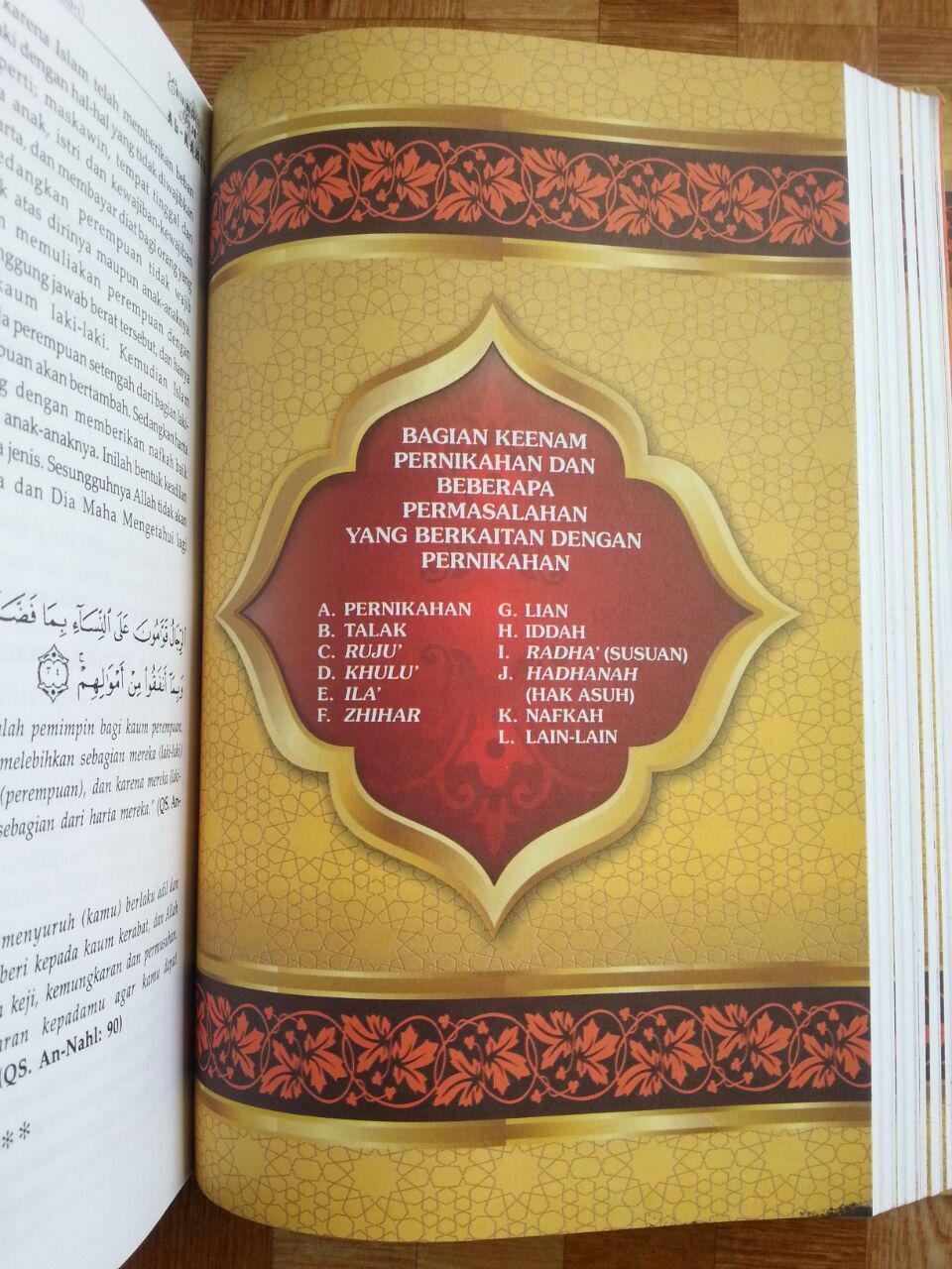 Buku Ensiklopedi Islam Al-Kamil isi 4