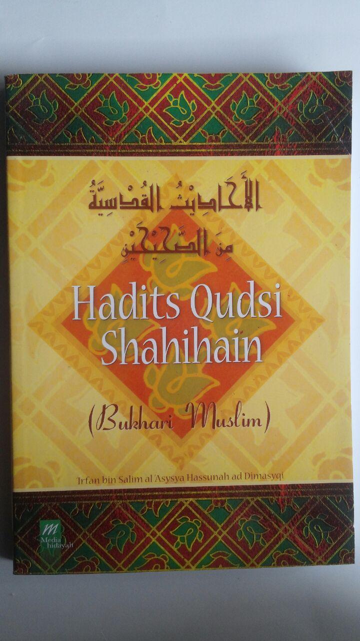 Buku Hadits Qudsi Shahihain (Shahih Bukhari Dan Muslim) cover 2