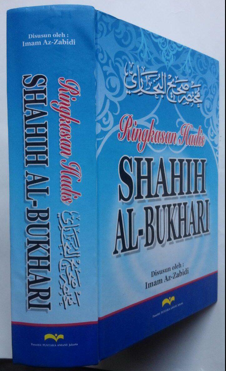 Ringkasan hadis Shahih Bukhari cover 2