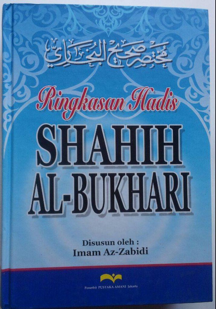 Ringkasan hadis Shahih Bukhari cover 3