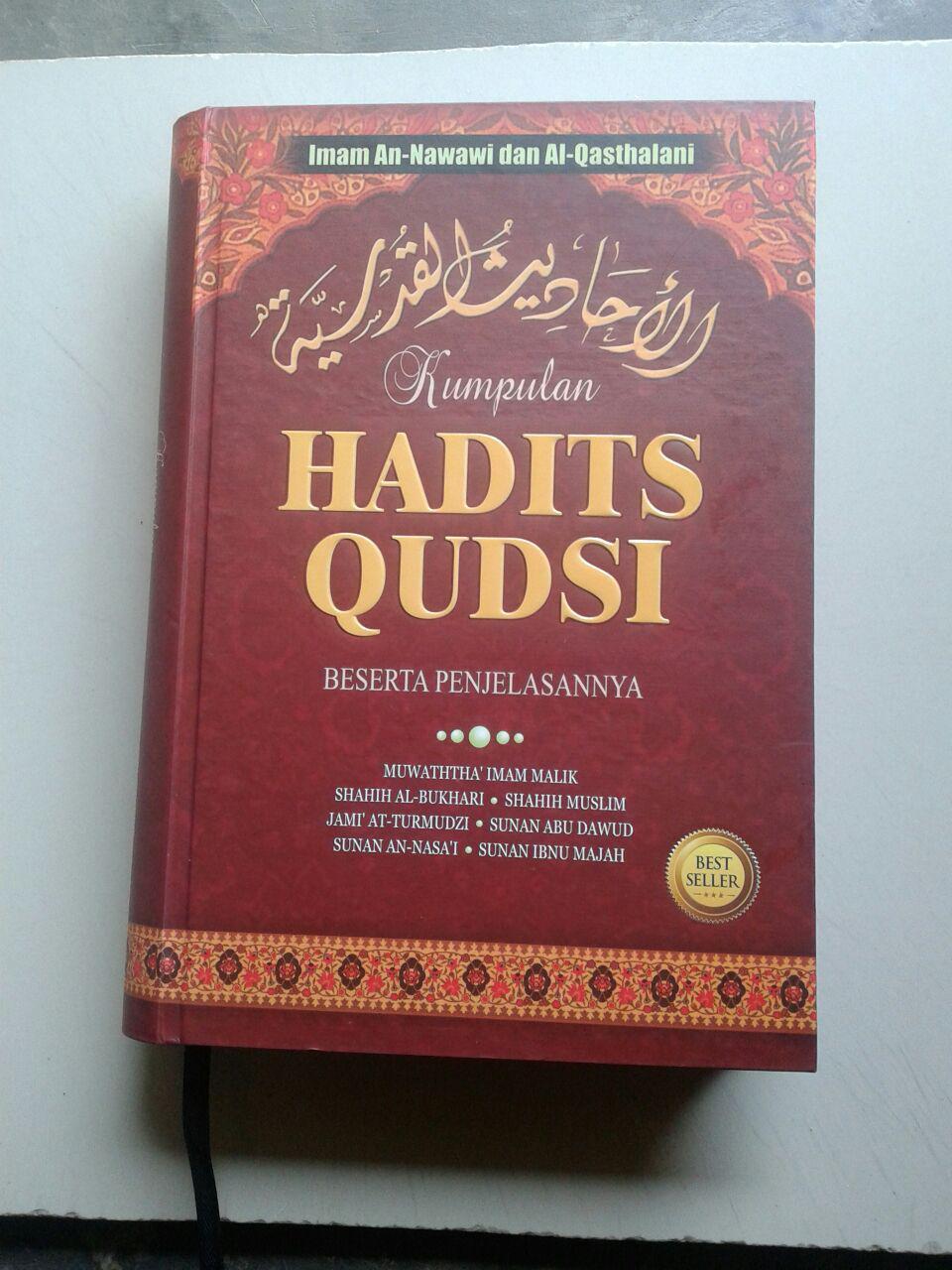 Buku Kumpulan Hadits Qudsi Berserta Penjelasannya