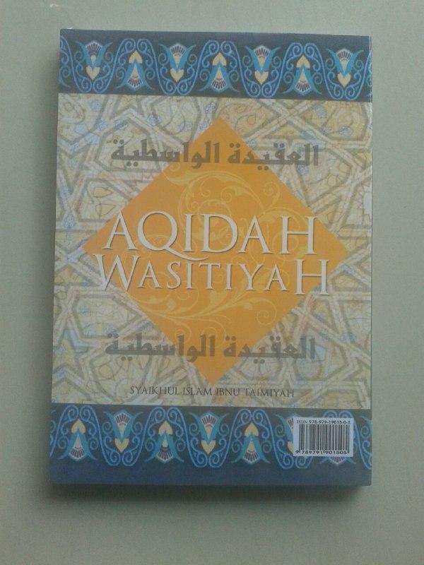 Buku Terjemah Aqidah Wasitiyah cover 2