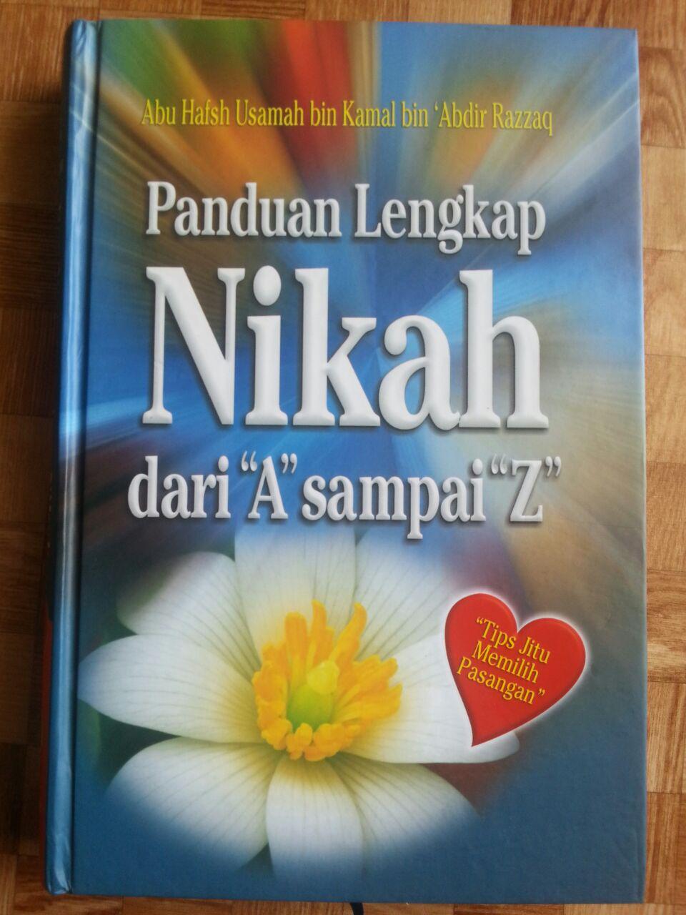 Buku Panduan Lengkap Nikah Dari A Sampai Z cover 2