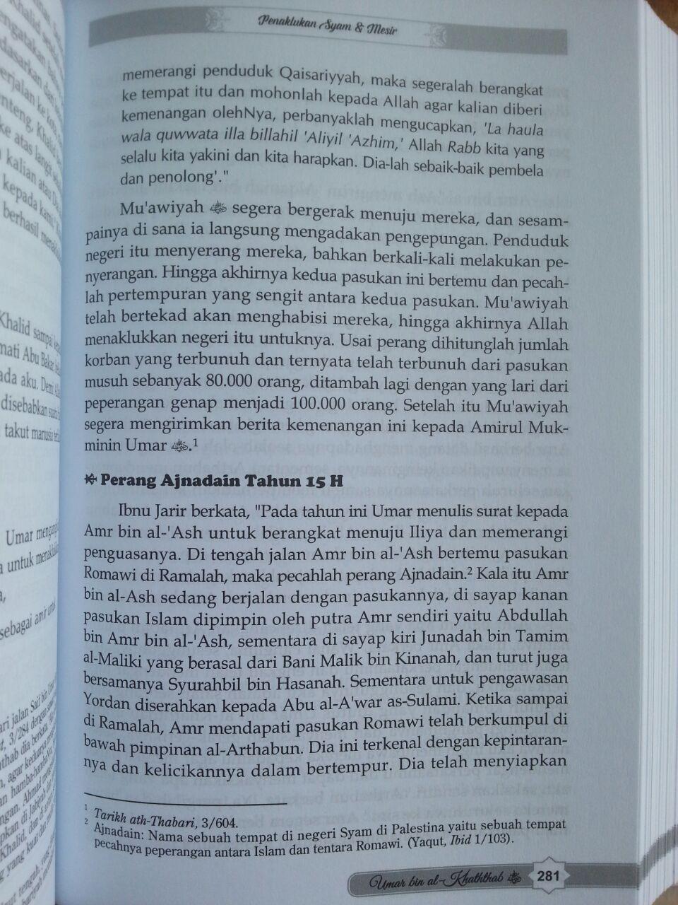 Buku Perjalanan Hidup Empat Khalifah Rasul Yang Agung isi 4