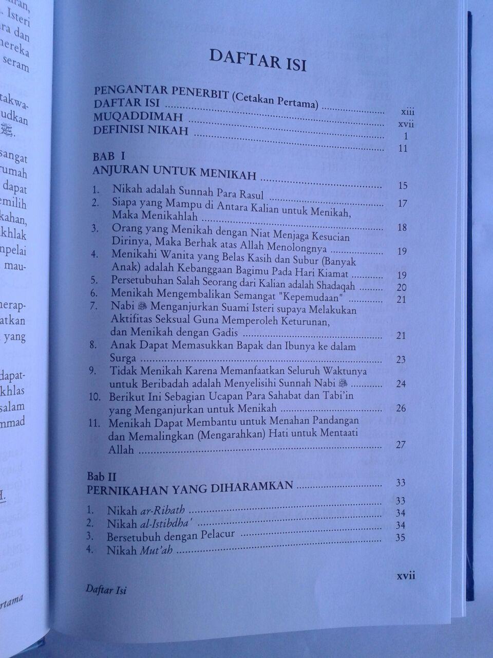Buku Panduan Lengkap Nikah isi 2