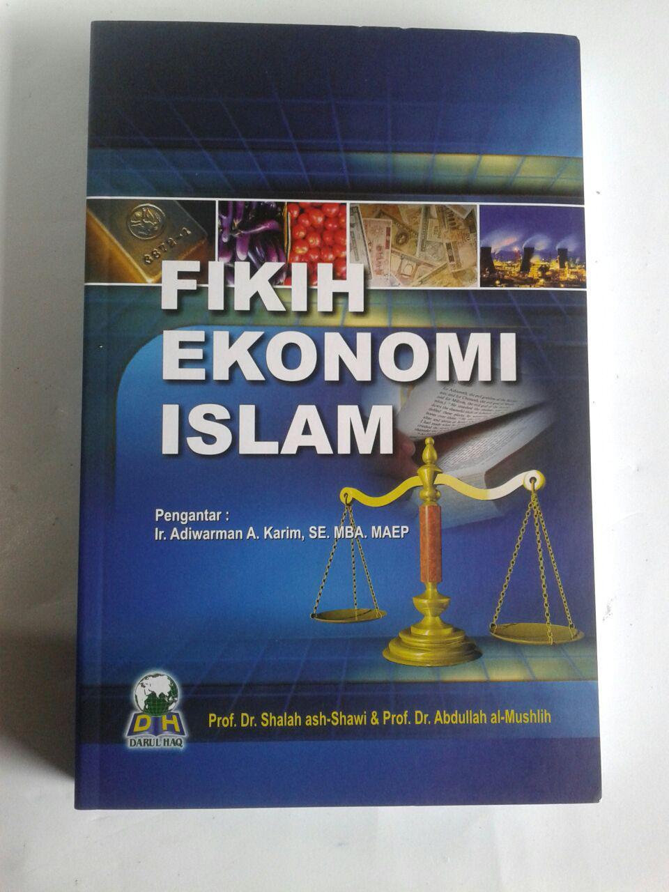 Buku Fikih Ekonomi Islam cover 2
