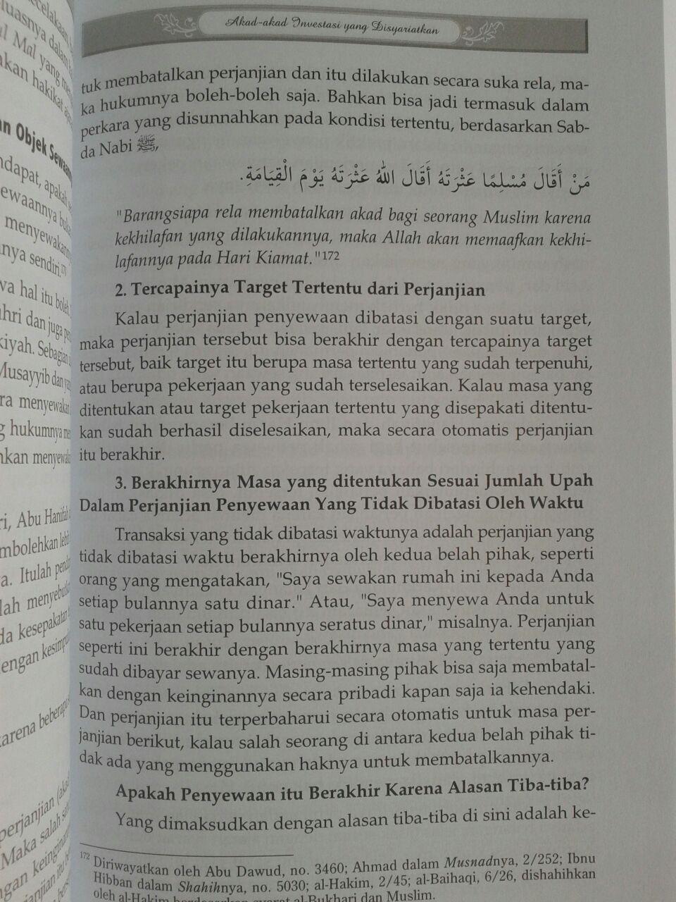 Buku Fikih Ekonomi Islam isi 2