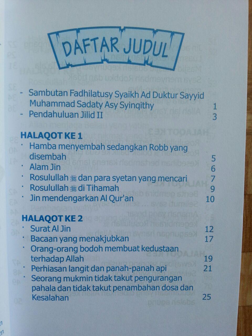 Buku Siroh Nabawiyah Versi Anak-Anak Jilid 2 isi 2