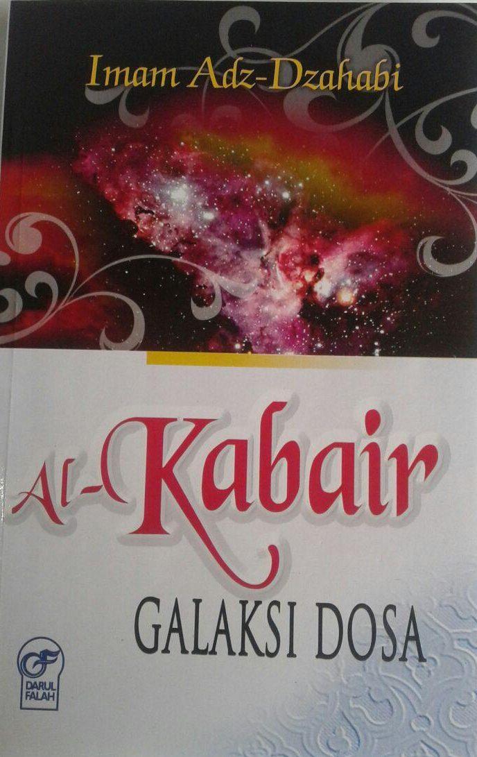 Buku Al-Kabair Galaksi Dosa cover