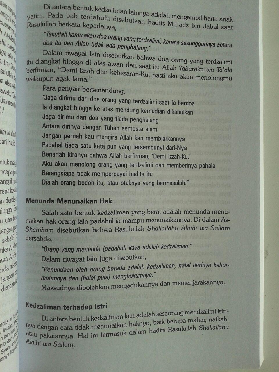 Buku Al-Kabair Galaksi Dosa isi