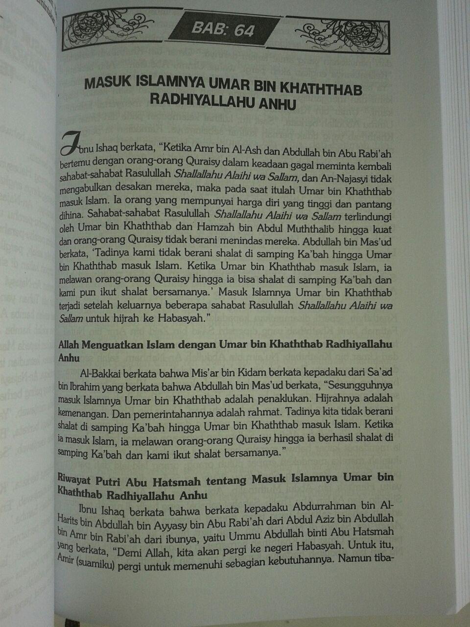 Buku Sirah Nabawiyah Ibnu Hisyam 1 Set 2 Jilid isi 2