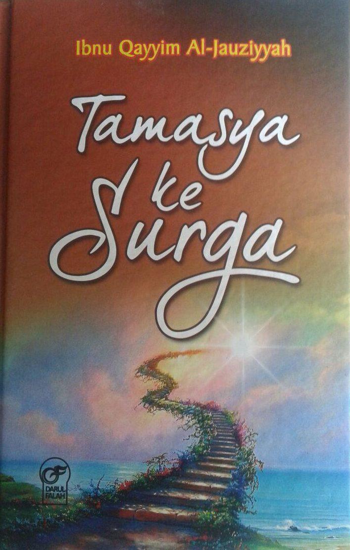 Buku Tamasya Ke Surga cover 2