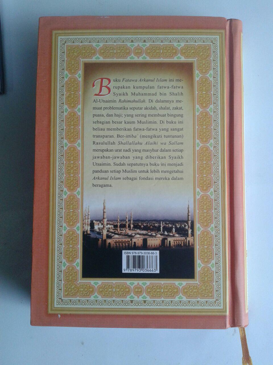 Buku Tuntunan Tanya Jawab Aqidah Shalat Zakat Puasa Dan Haji cover