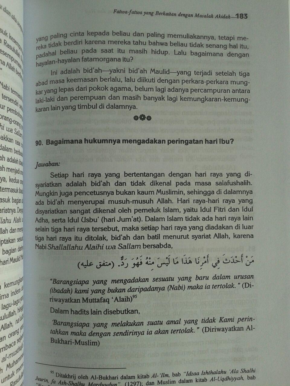 buku tuntunan tanya jawab aqidah shalat zakat puasa dan haji