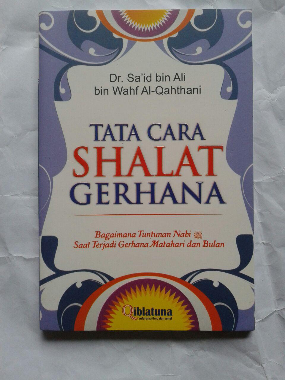 Buku Tata Cara Shalat Gerhana 18,500 15% 15,725 cover 2