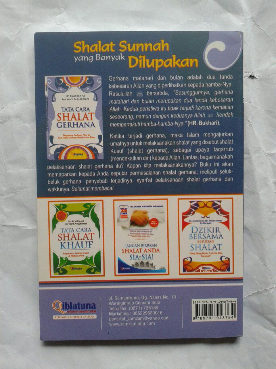 Buku Tata Cara Shalat Gerhana 18,500 15% 15,725 cover