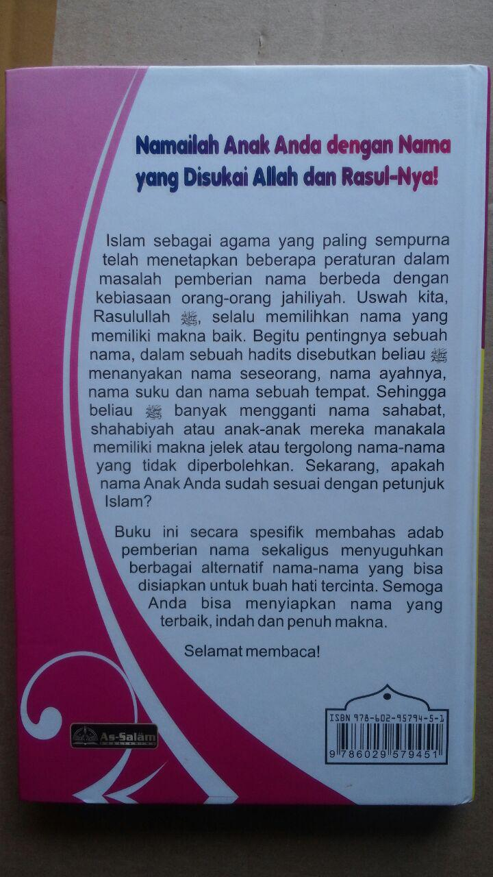 Buku Ensiklopedi Nama Indah Dan Penuh Makna cover 2