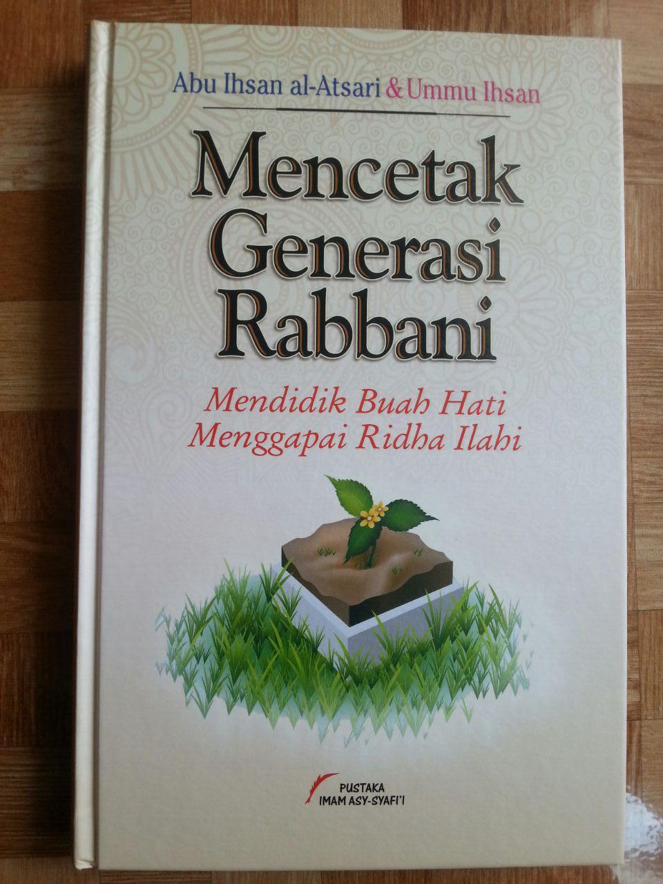 Buku Mencetak Generasi Rabbani cover 2