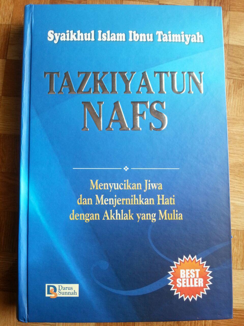 Buku Tazkiyatun Nafs cover 2