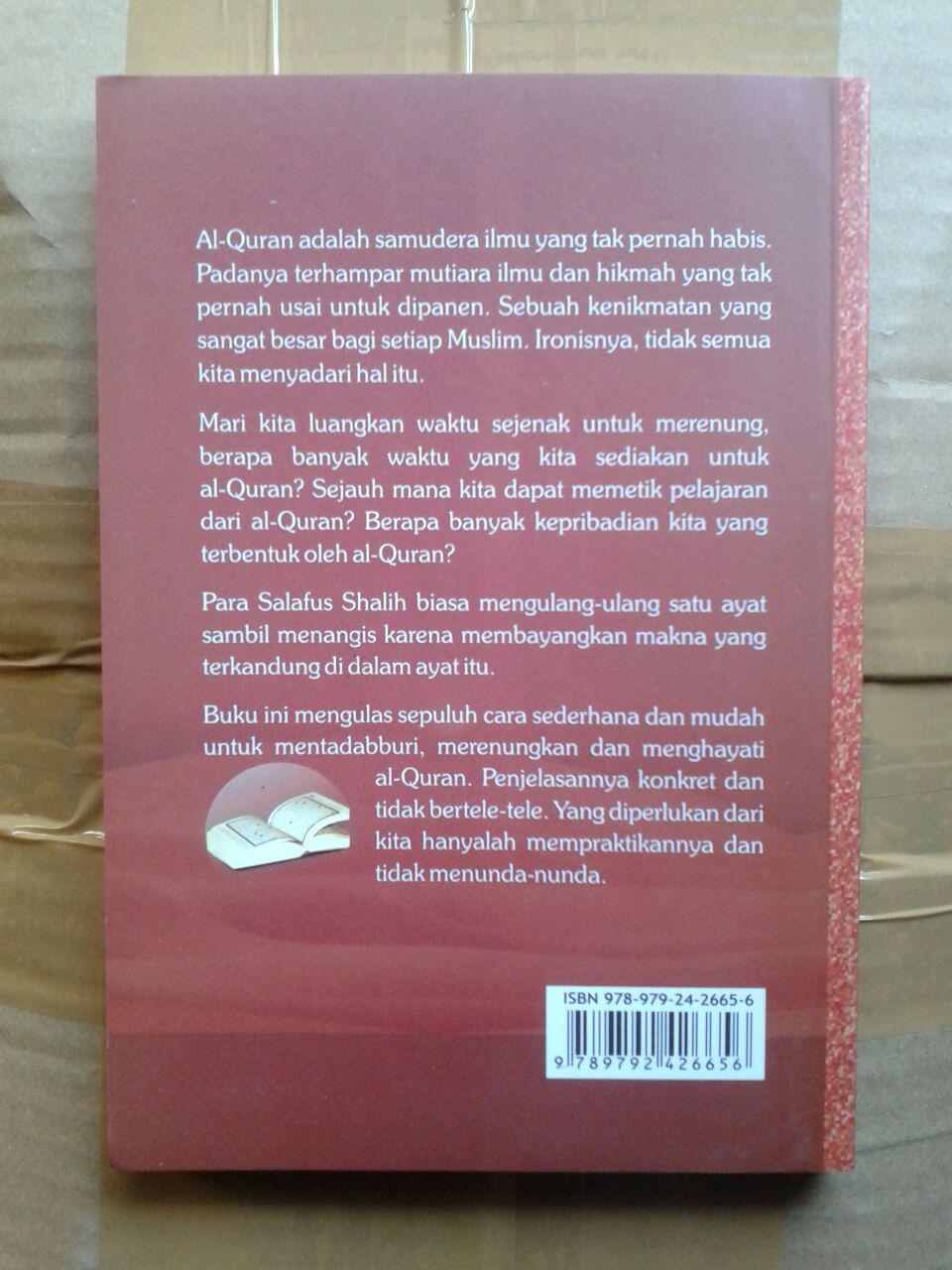 Buku Beginilah Cara Mengamalkan al-Quran cover 2