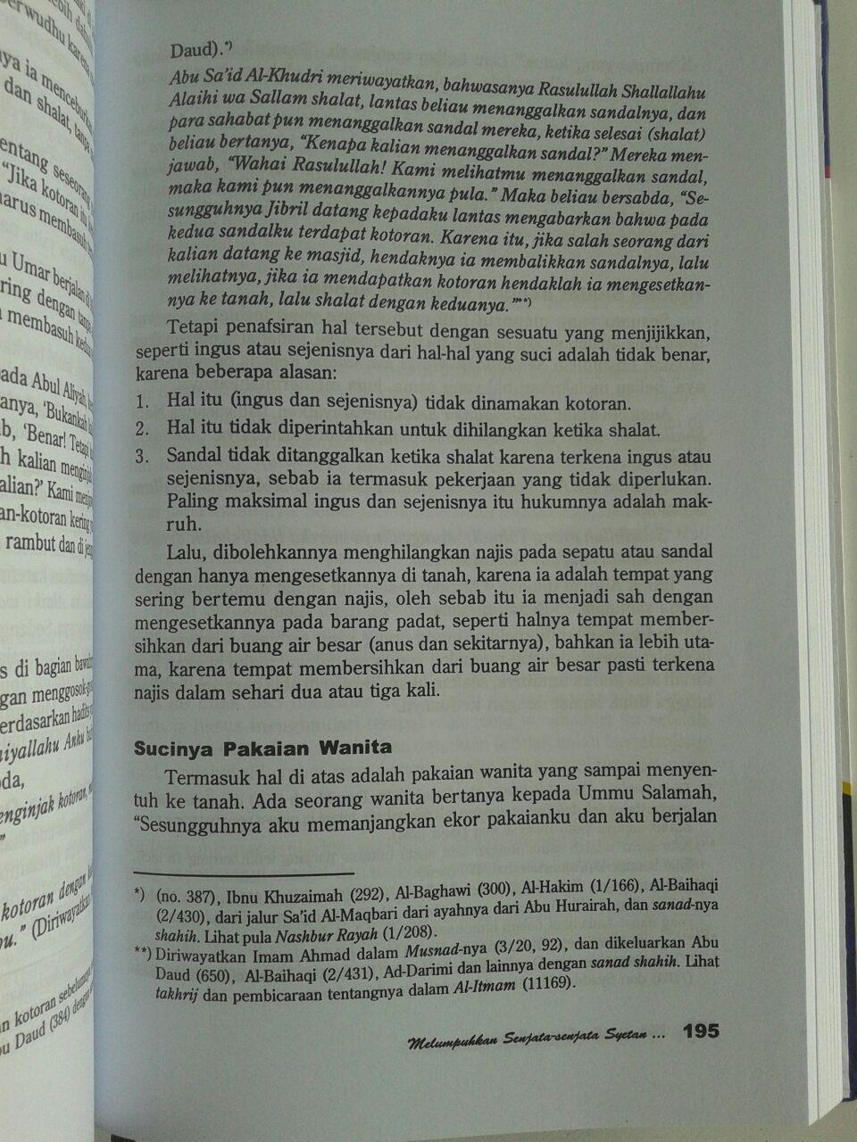 Buku Manajemen Qalbu isi