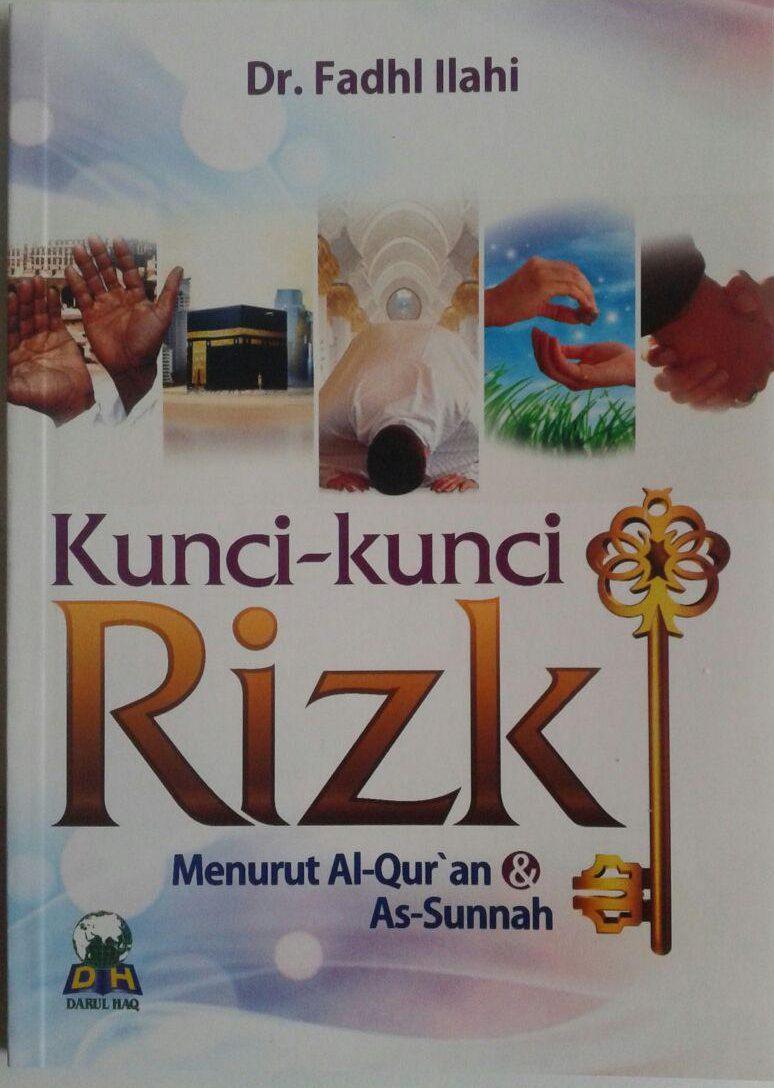 Buku Kunci-Kunci Rizki Menurut al-Qur'an Dan As-Sunnah cover 2