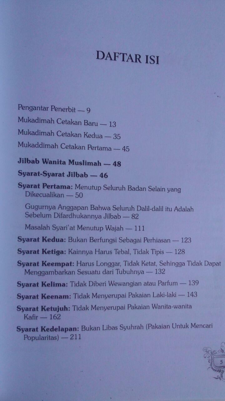 BK581 Buku Jilbab Wanita Muslimah 49,000 15% 41,650 isi 2