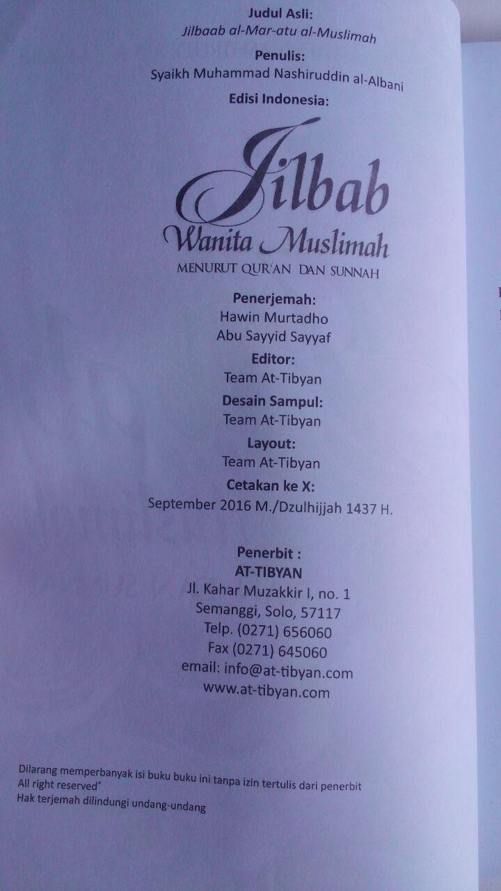 BK581 Buku Jilbab Wanita Muslimah 49,000 15% 41,650 isi