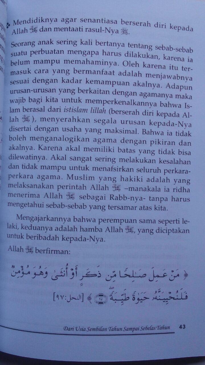Buku Jilbab Tiada Lagi Alasan Untuk Tidak Mengenakannya 23,000 15% 19,550 isi 3