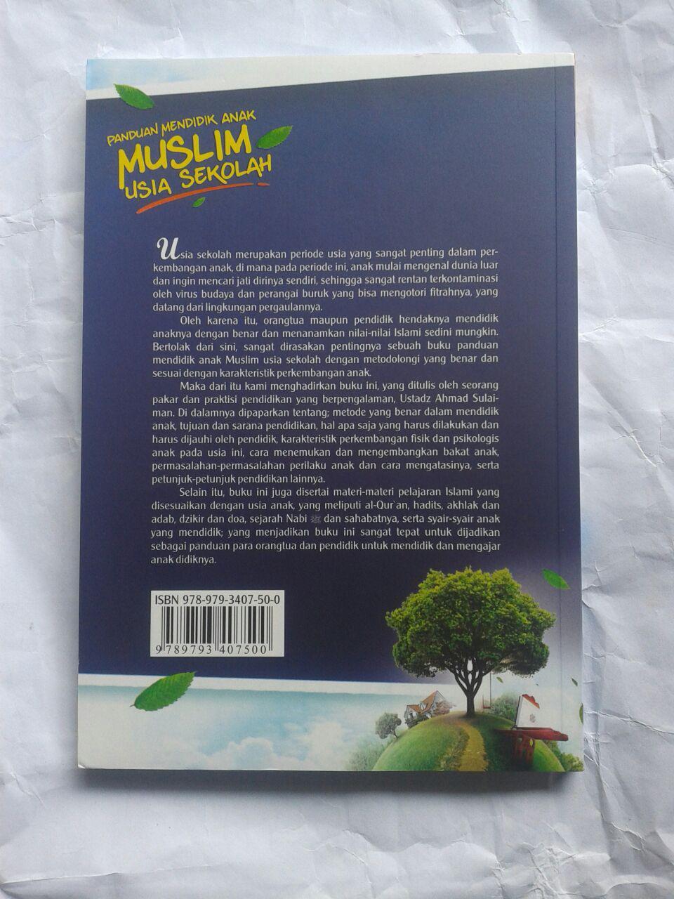 Buku Panduan Mendidik Anak Muslim Usia Sekolah 26,000 15% 22,100 cover 2