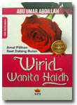 Buku Wirid Wanita Haidh Amal Pilihan Saat Datang Bulan
