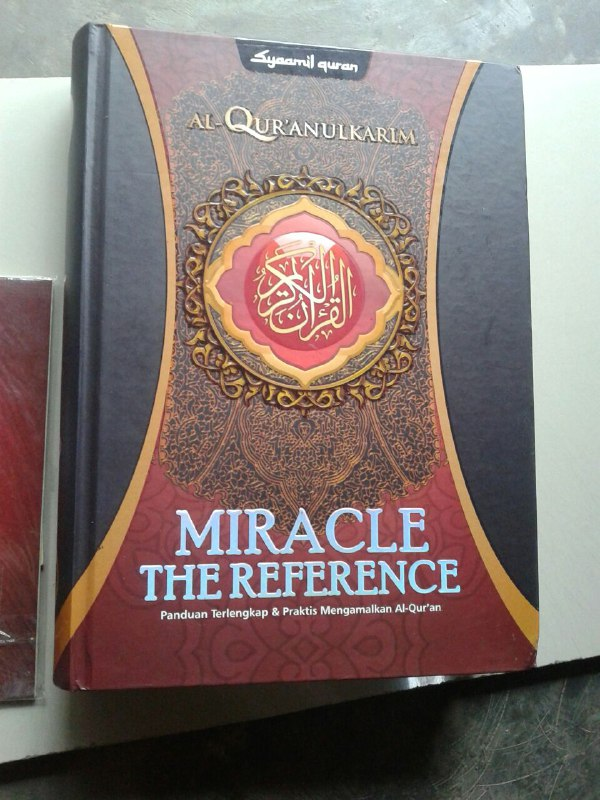 Al-Qur'an Syaamil Miracle The Reference 66 In 1 cover