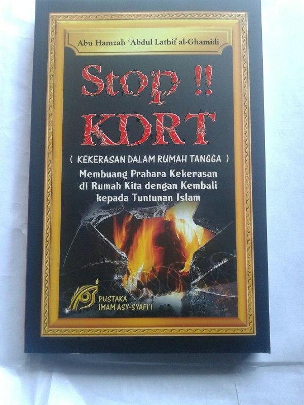 Buku Stop!! KDRT Membuang Prahara Kekerasan Di Rumah Tangga cover