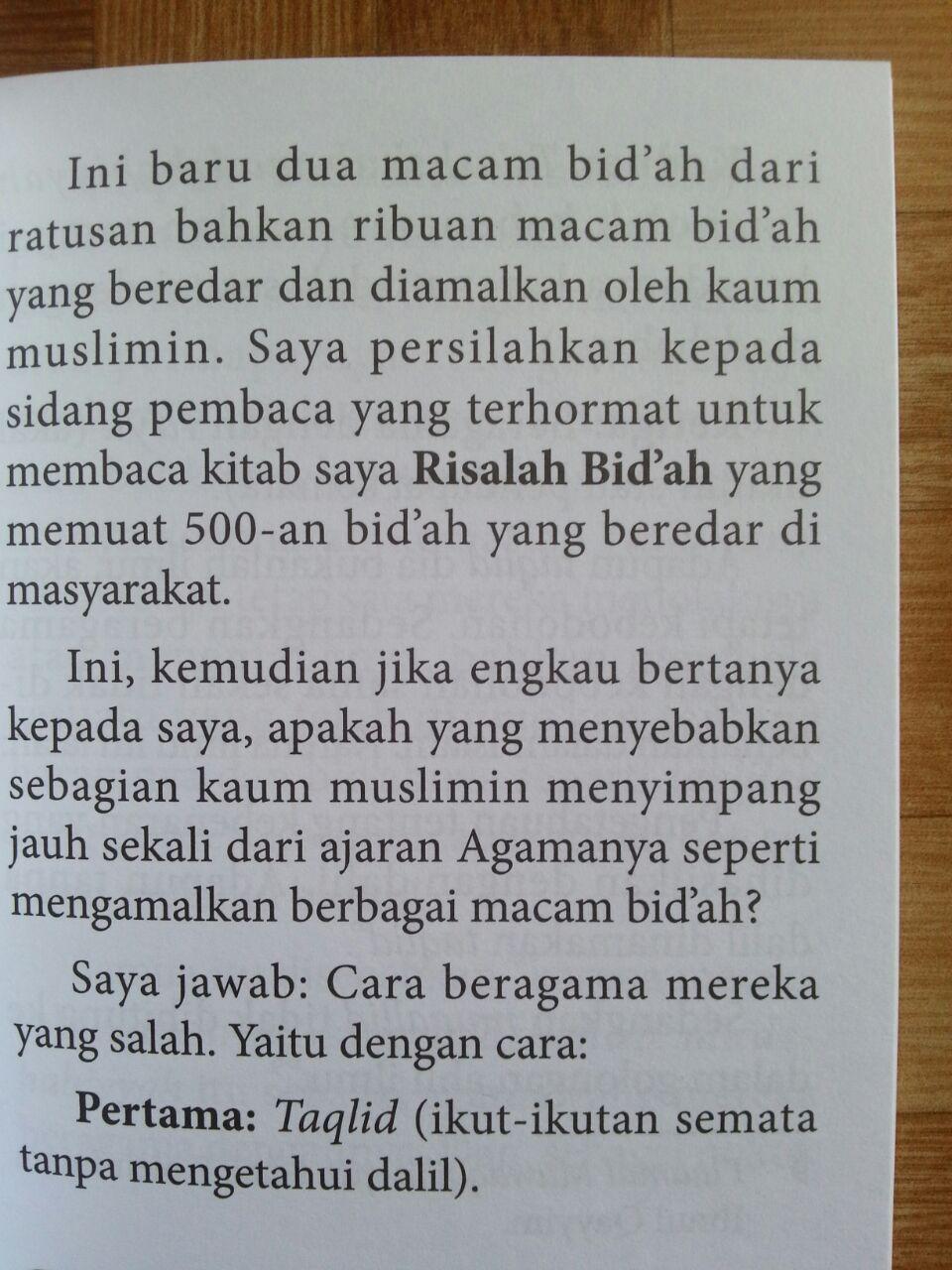 Buku Hukum Tahlilan (Selametan Kematian) Menurut 4 Madzhab isi 2