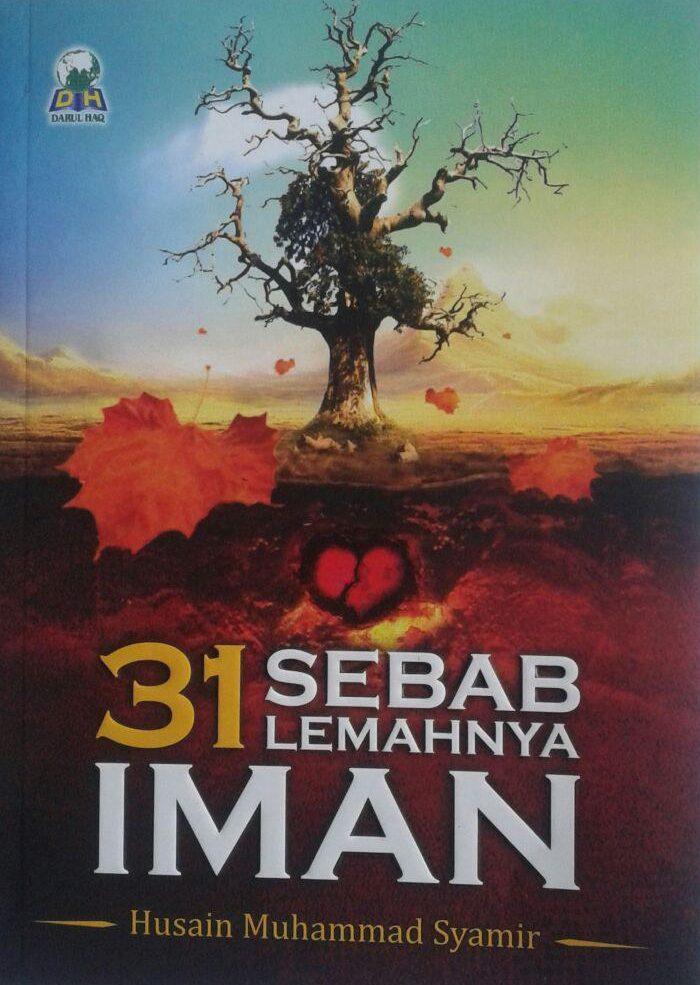 Buku 31 Sebab Lemahnya Iman cover 2