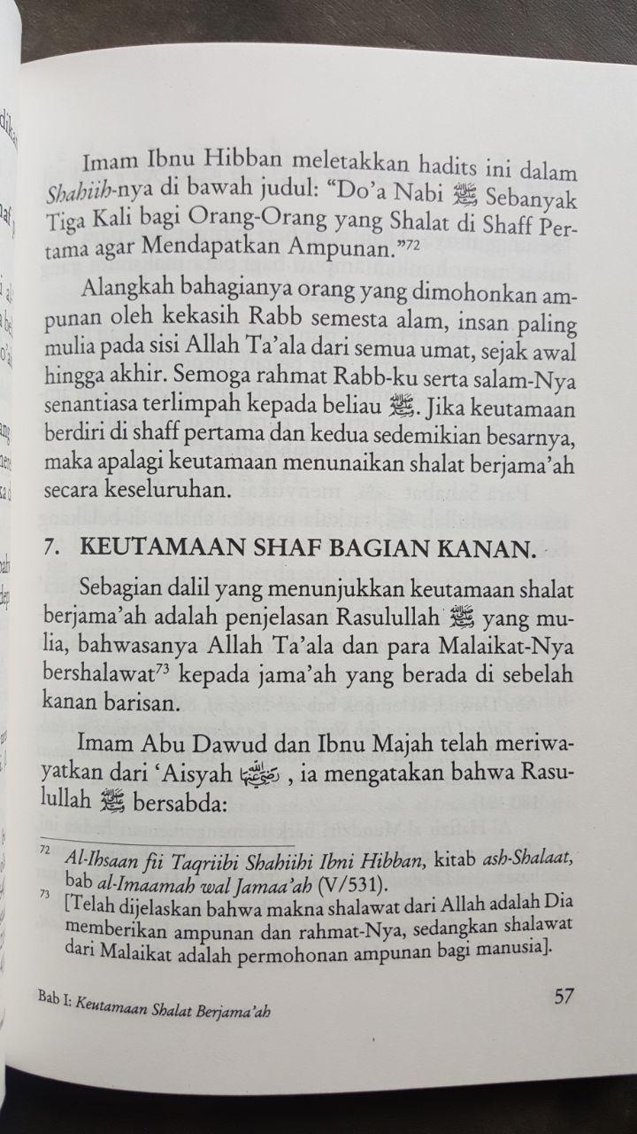 Buku Bahaya Orang Yang Meninggalkan Shalat Berjamaah isi 5