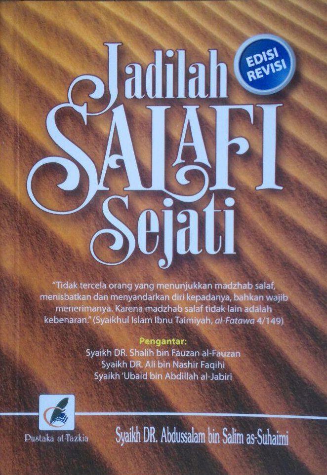 Buku Jadilah Salafi Sejati 24,000 cover 2