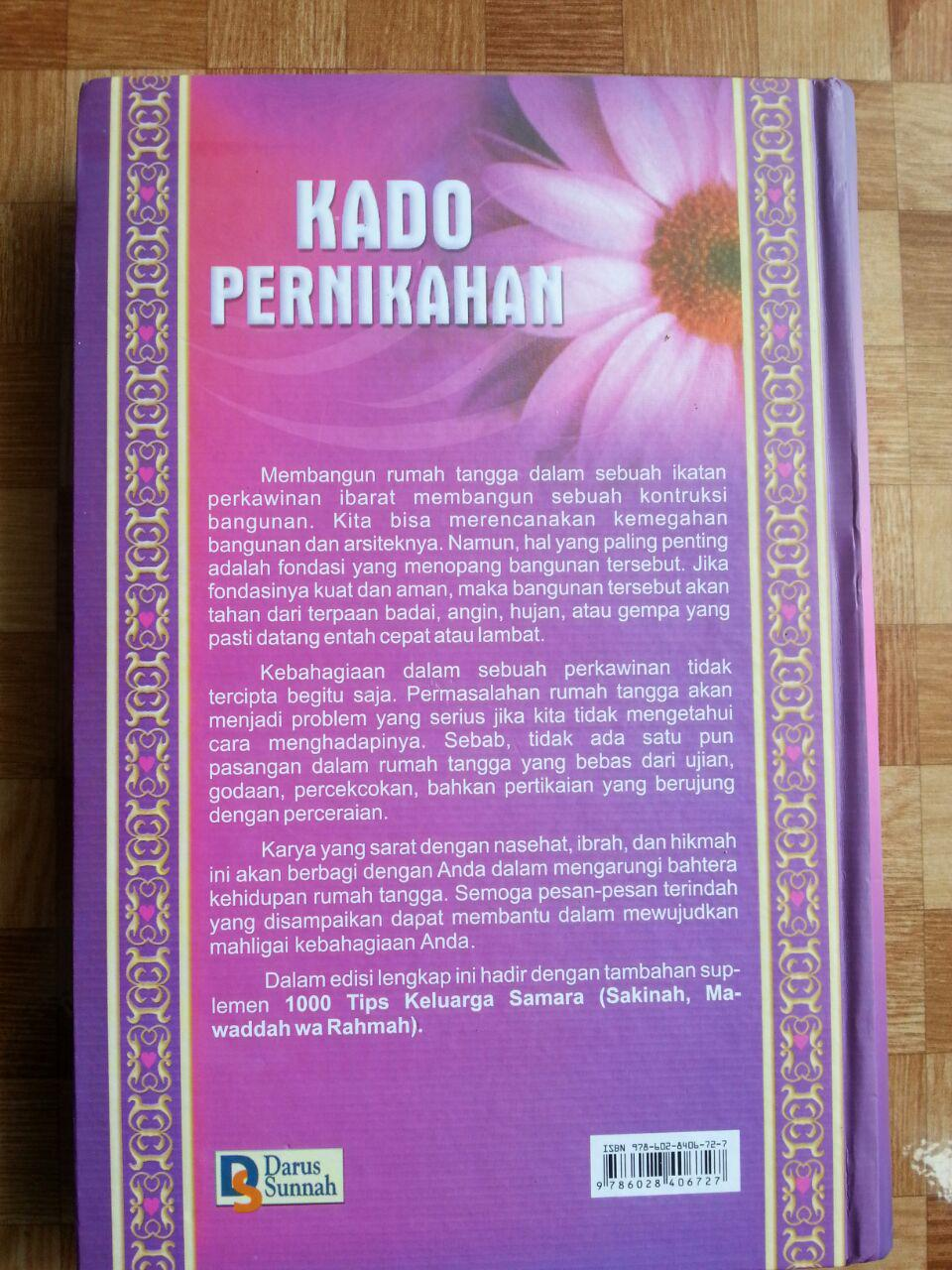 Buku Kado Pernikahan cover