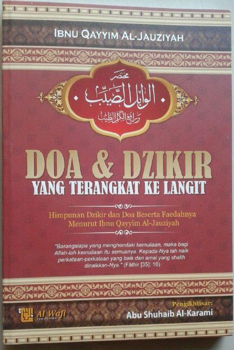 Buku Doa & Dzikir Yang Terangkat Ke Langit cover