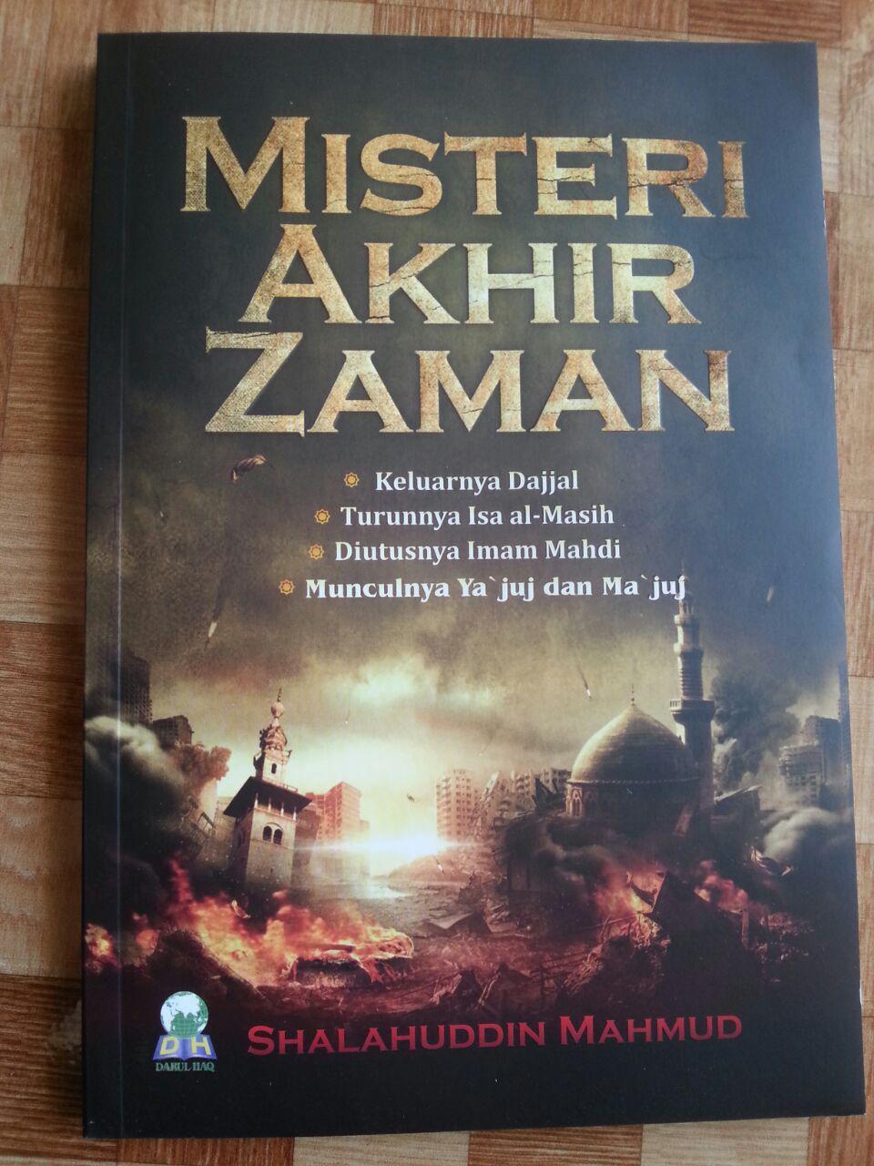 Buku Misteri Akhir Zaman cover 2