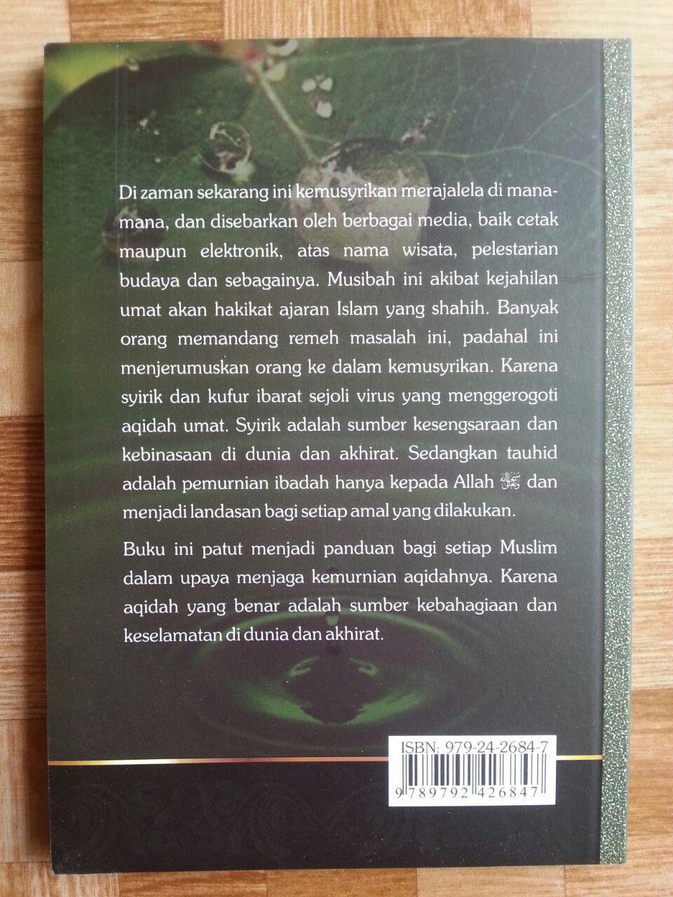 Buku Murnikan Tauhid Jauhkan Syirik cover