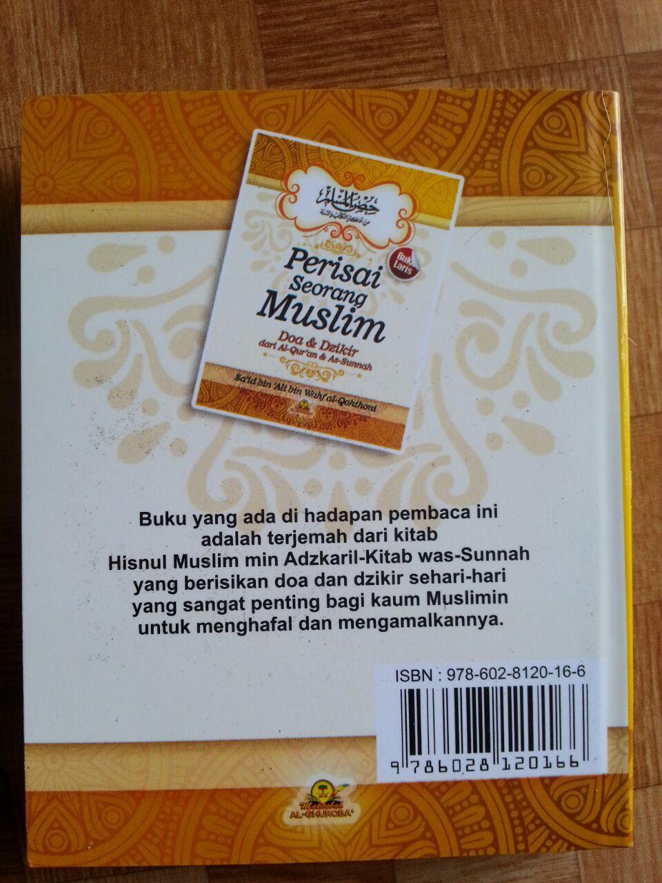 Buku Saku Perisai Seorang Muslim cover